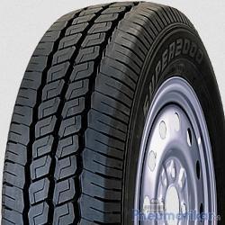 Letní pneu dodávkové C HIFLY SUPER 2000 155/80 R12 88Q