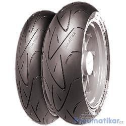 MOTO pneu CONTINENTAL SPORT ATTACK 120/60 R17 55W