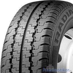 Letní pneu dodávkové C KUMHO 857 155/80 R12 83P